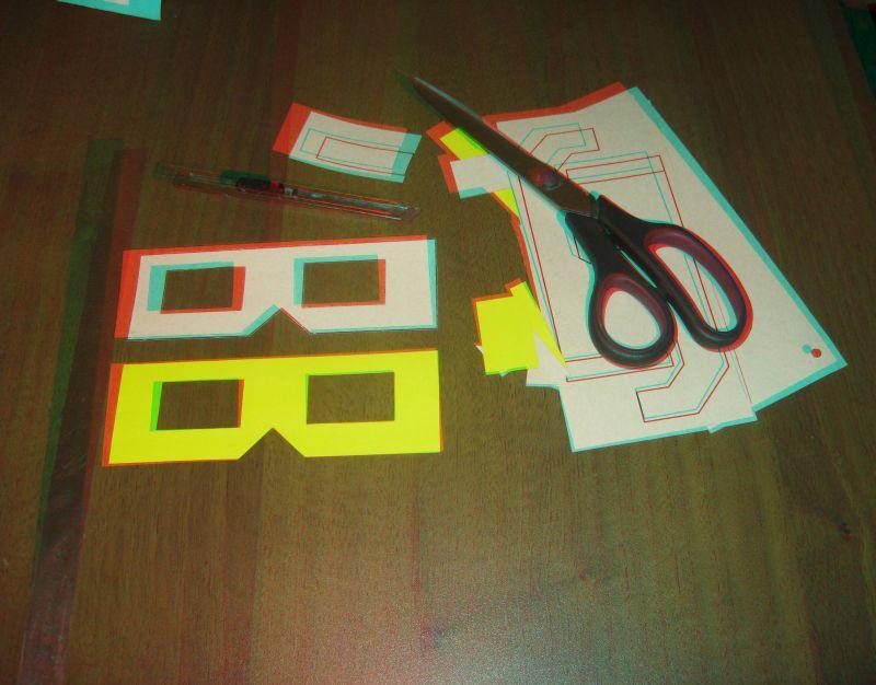 3d анаглиф-очки своими руками - NoRResT-TeaM FORUM